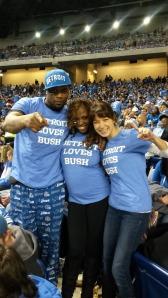 Detroit Loves Bush Detroit Lions Reggie Bush teeshirt tshirt football NFL